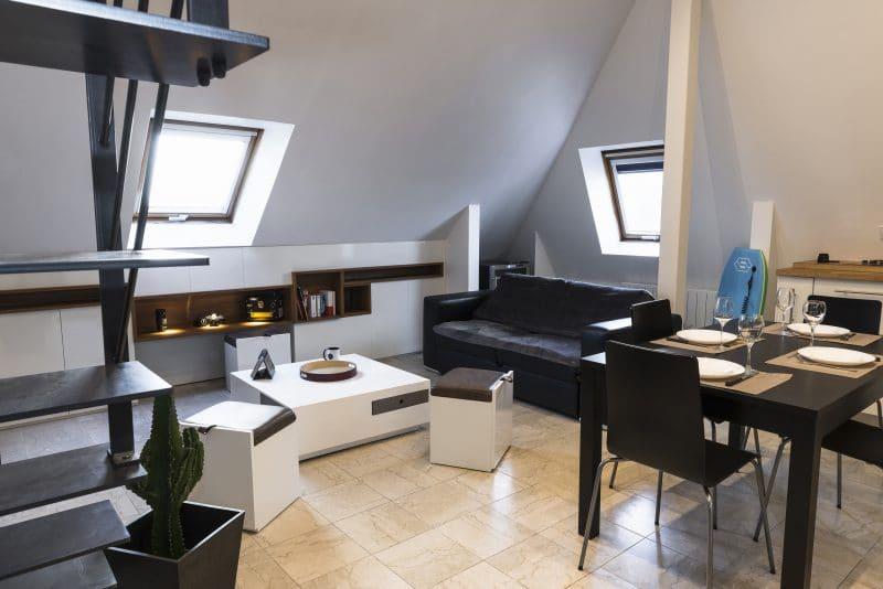 Aménagement d'appartement