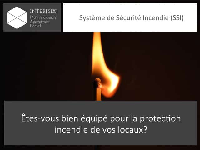 Système de sécurité incendie dans les ERP