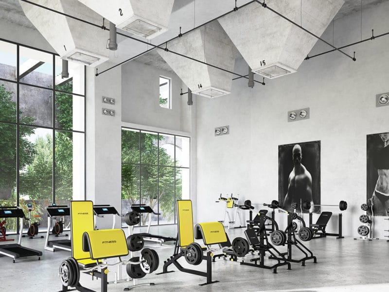 Optimisez l'agencement de votre salle de sport