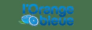 L'orange bleu