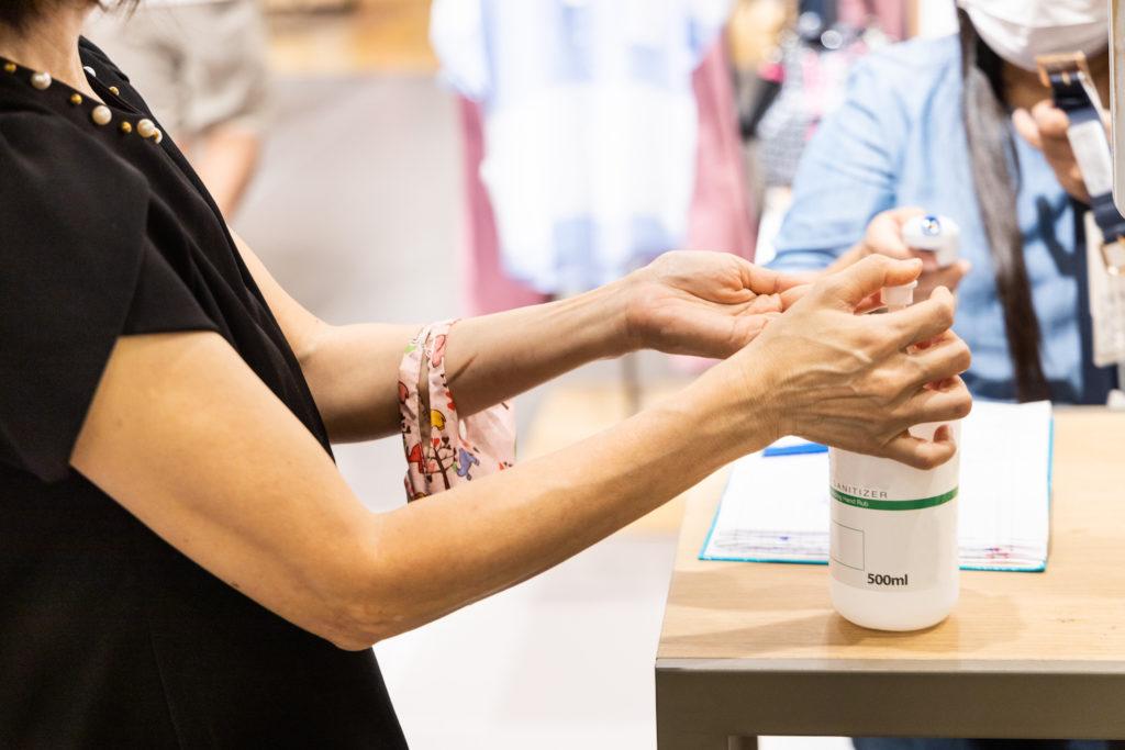 règles hygiène et sécurité dans un magasin pendant le COVID 19